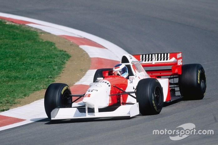 1995: McLaren-Mercedes MP4/10C