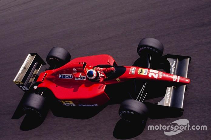 1991: Ferrari F1-91B (Ferrari 643)
