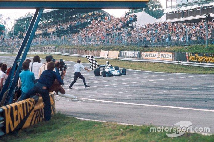 13- Jody Scheckter, 24 años, 4 meses y 11 días en el GP de Suecia 1974