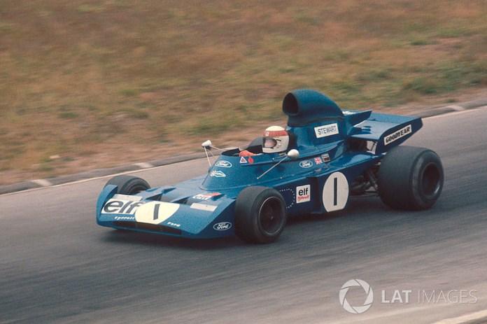 Tyrrell 005 (1972-74)