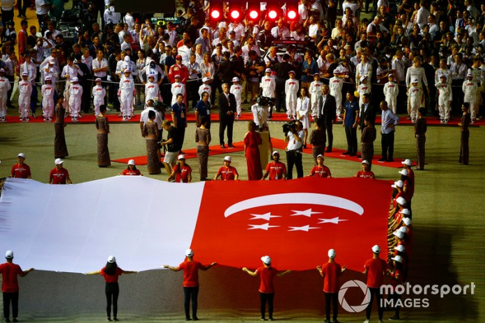 De 1966 a 1973, Singapur albergó carreras que no eran válidas para el mundial de F1 sino para la Fórmula Libre. Esas citas tuvieron lugar en el circuito urbano de Thomson Road.