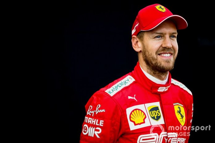 Sebastian Vettel (confirmado para 2020)