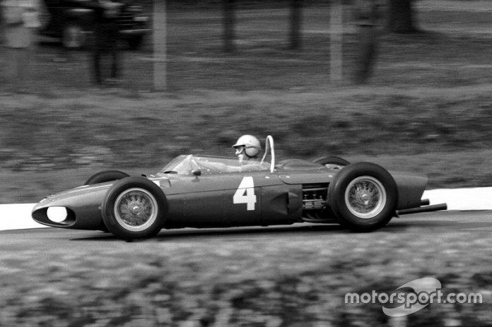 25: Wolfgang Von Trips, Ferrari