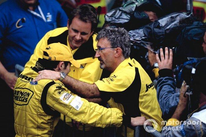 Días después de la carrera, la evidencia en video mostraba que Fisichella había abierto la vuelta 56 antes de la señal de carrera interrumpida, haciendo que el resultado real de la carrera fuera la 54ª vuelta, con el piloto de Jordan a la cabeza. Dos semanas después, Fisichella fue reconocido oficialmente como el ganador.