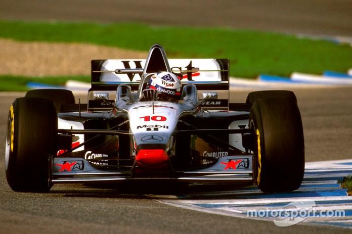 1997: McLaren-Mercedes MP4/12