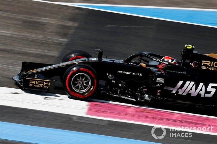 Haas F1 Team - 135 millones