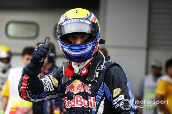 Mark Webber: 7 temporadas en Red Bull (desde 2007 hasta 2013)