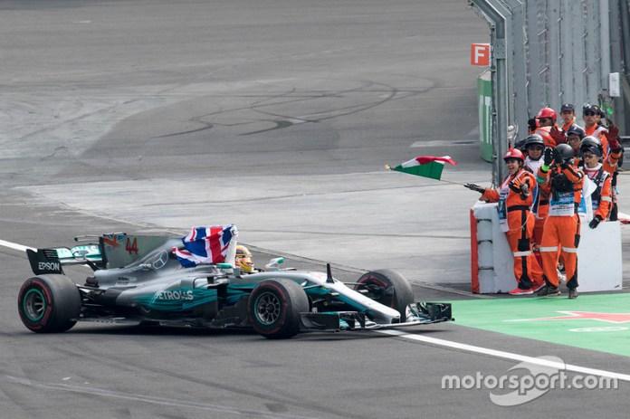 4 GP de México 2017