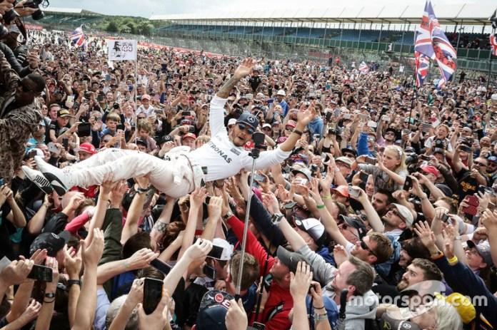 47- Gran Premio de Gran Bretaña 2016, Mercedes