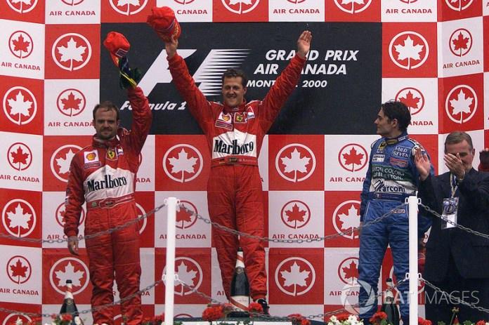 2000 Gran Premio de Canadá