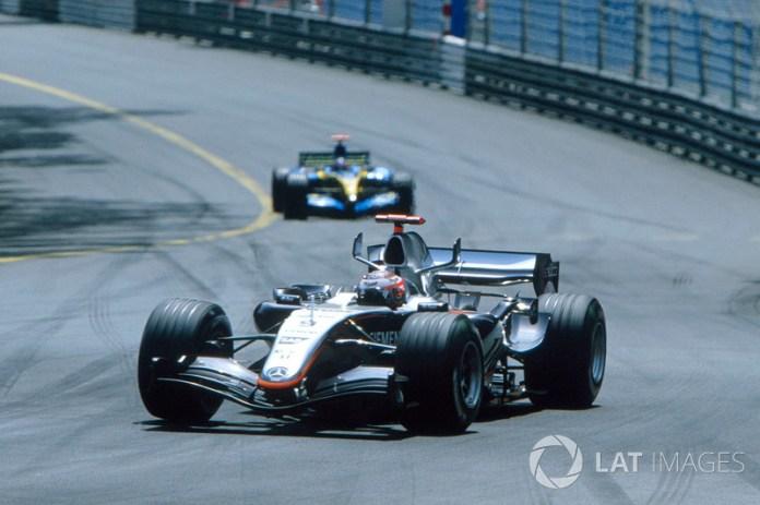Kimi Raikkonen, McLaren MP4-20 (2005)