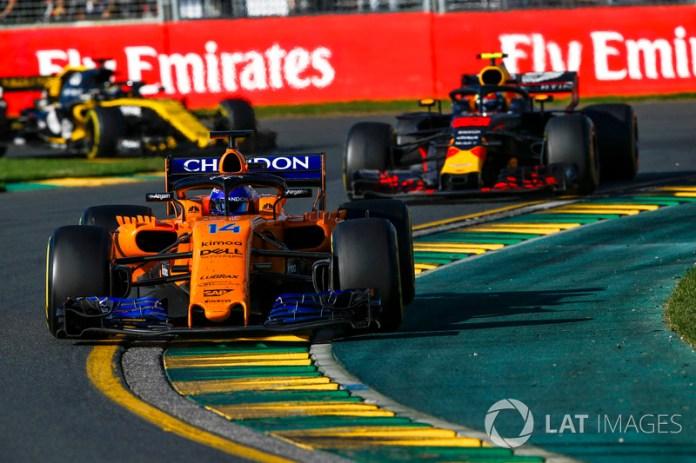 GP de Australia 2018