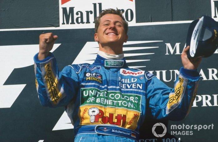 1994 Gran Premio de Hungría