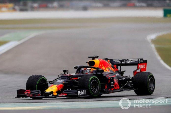Max Verstappen, GP de Alemania