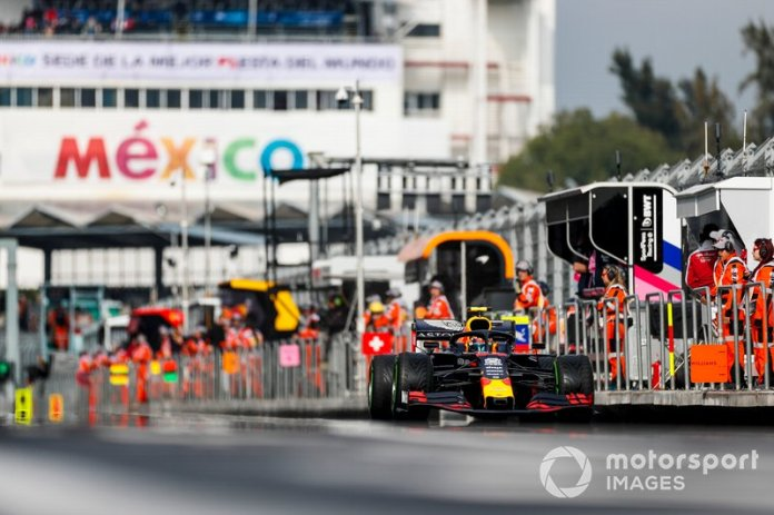 5º en el GP de México