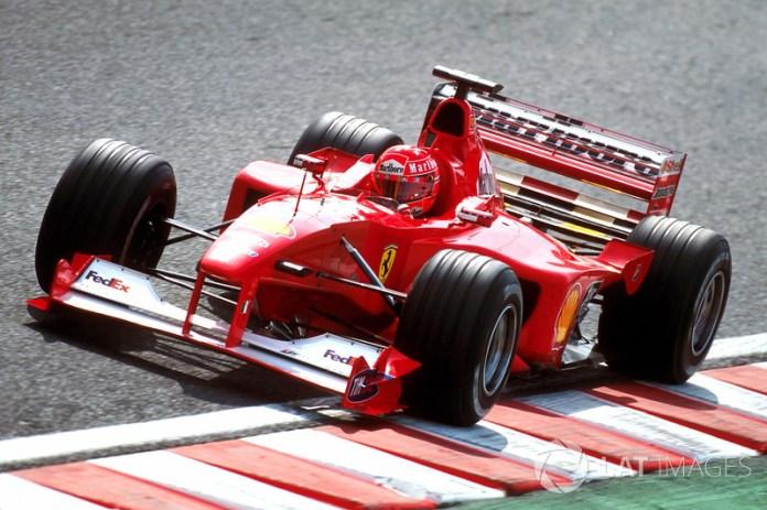 Ferrari - Temporada 2000