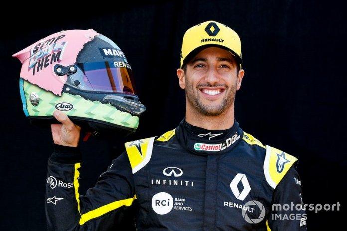 Daniel Ricciardo (confirmado para 2020)