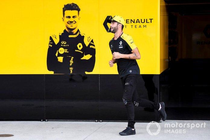 A Daniel Ricciardo no le gusta la alternativa