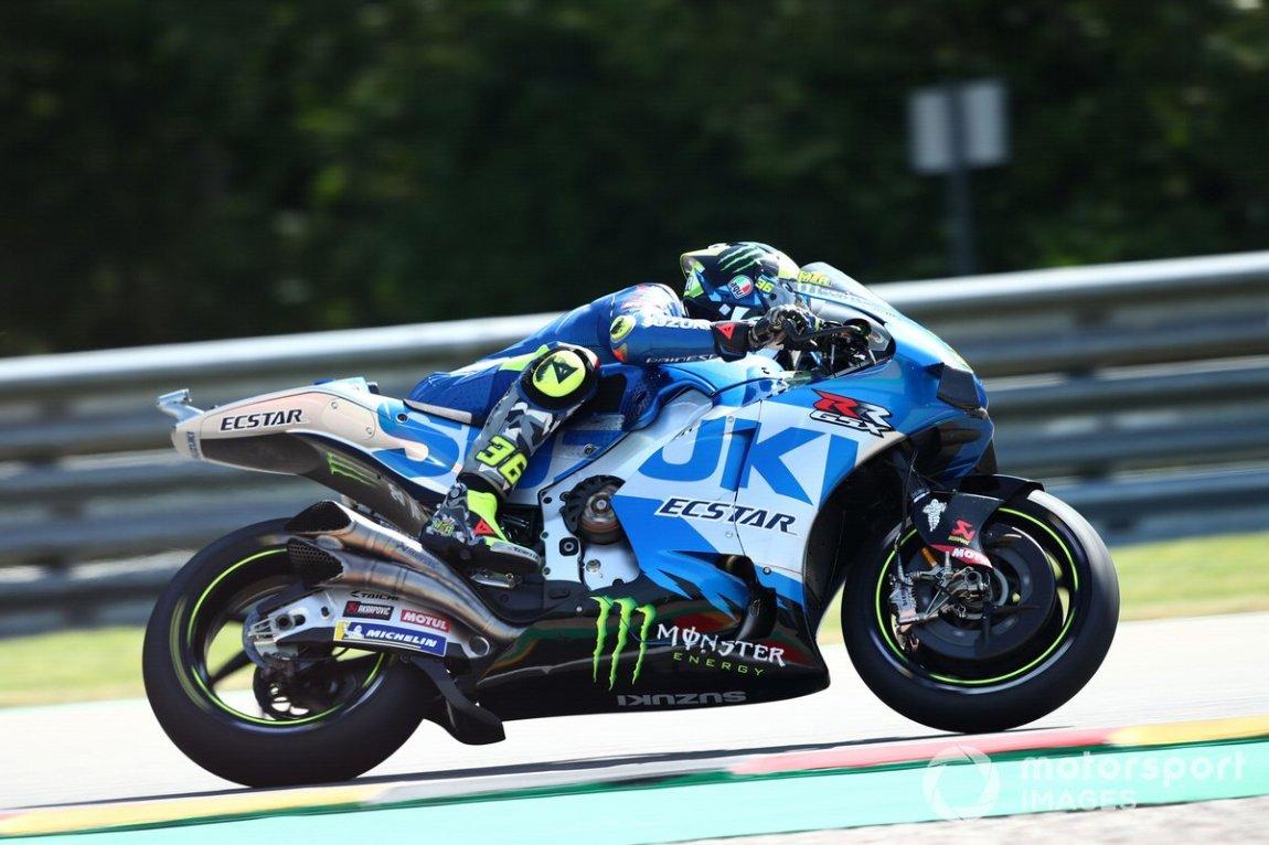 Joan Mir, Suzuki MotoGP Team