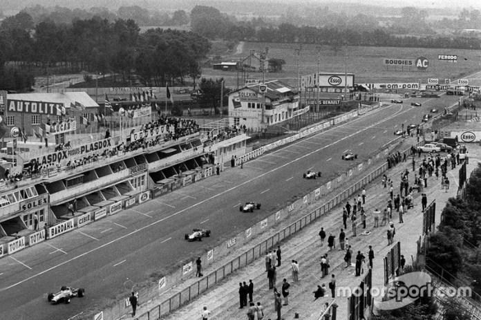 5 Circuito Bugatti (Le Mans)