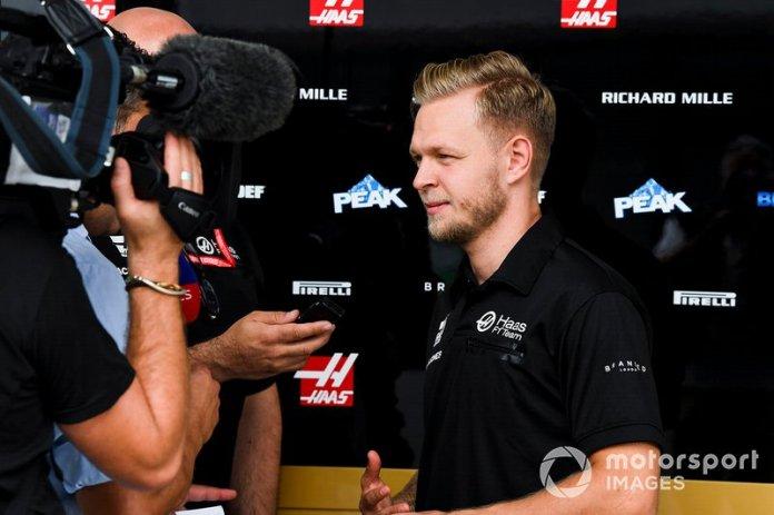 Kevin Magnussen ya piensa en una clasificación el domingo