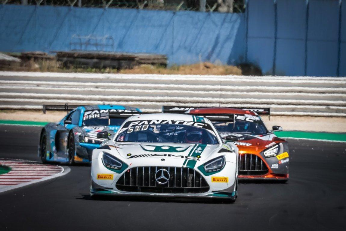 # 6 Mercedes-AMG Team Toksport WRT Mercedes-AMG GT3: Luca Stolz, Maro Engel