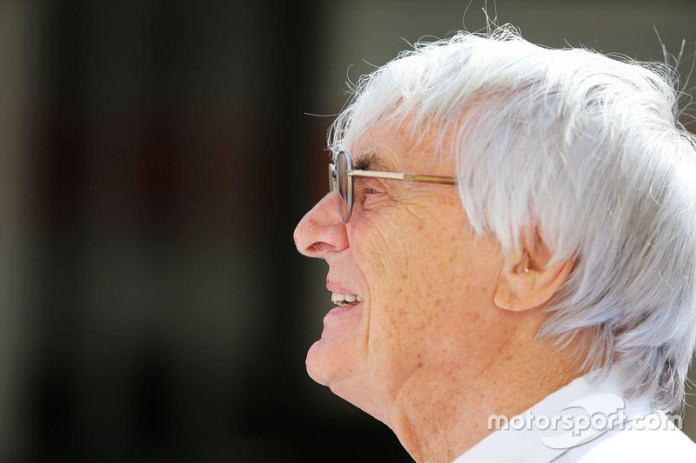 """""""Voy a retirarme de la F1 a los 87 años"""". Bernie Ecclestone"""