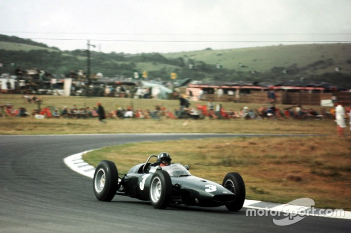Sudáfrica, 29 de diciembre de 1962: Graham Hill, BRM P57