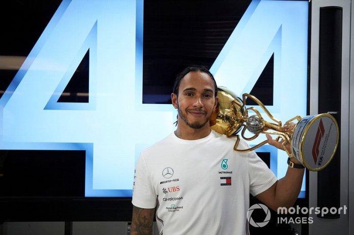 82 GP de Rusia 2019, Mercedes