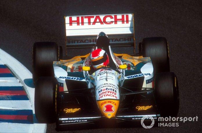 Lotus 107C (1994)