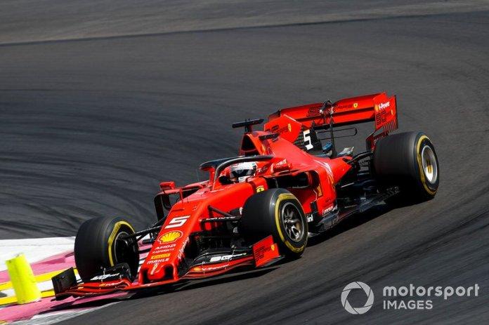 *Sebastian Vettel, GP de Francia (Nuevo Récord)