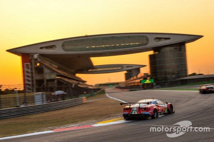 # 51 AF Corse Ferrari 488 GTE Evo: James Calado, Alessandro Pier Guidi