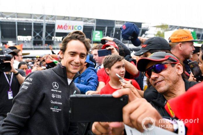 Esteban Gutiérrez, Mercedes AMG F1