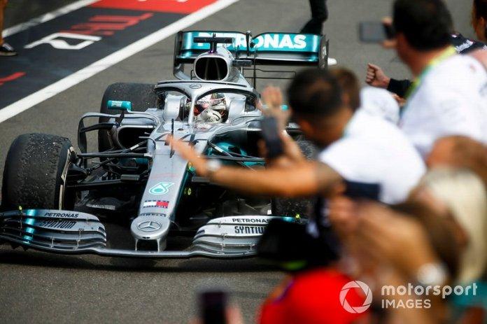 GP de Francia, Lewis Hamilton, Mercedes