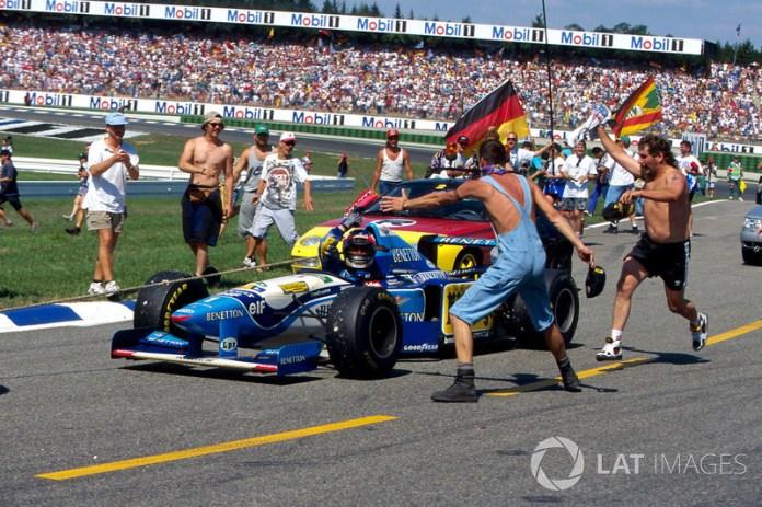 1995 Gran Premio de Alemania