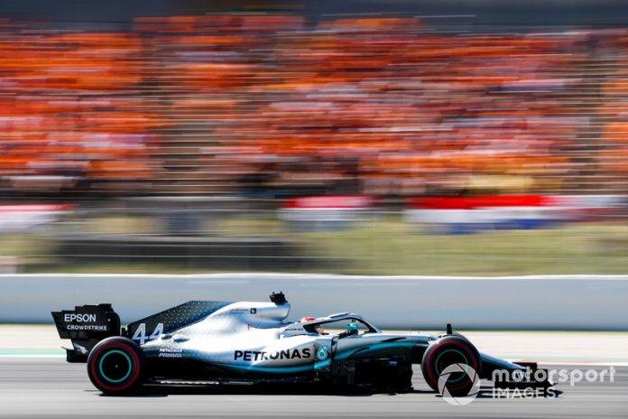 Lewis Hamilton, GP de España