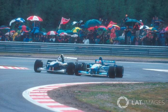 1995 Gran Premio de Bélgica
