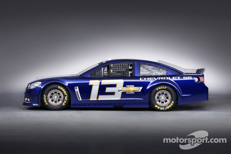 new chevrolet ss race