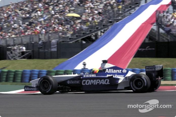 81: Ralf Schumacher, Williams-BMW
