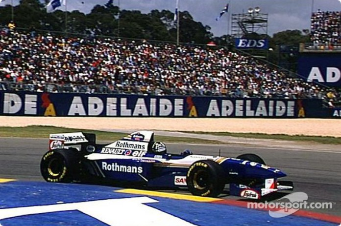 GP de Australia de 1995