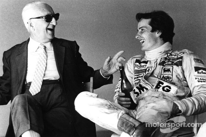"""""""Si el dinero desapareciera, seguiría corriendo. Amo el automovilismo"""". Gilles Villeneuve"""