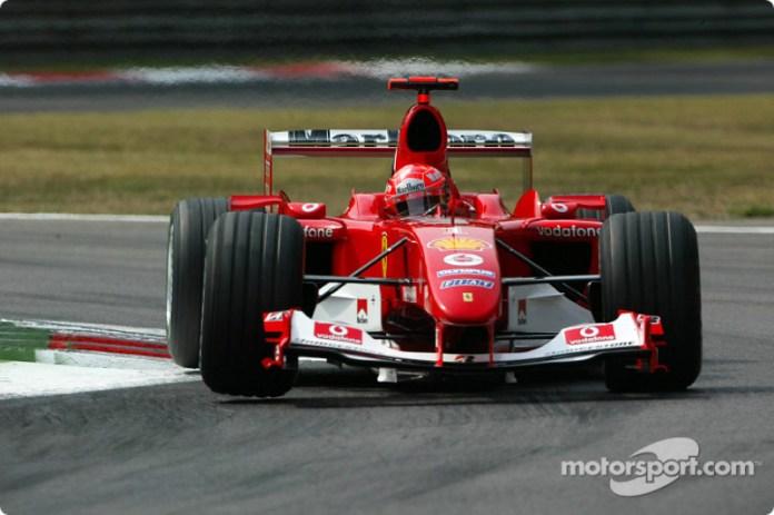 Ferrari - Temporada 2004