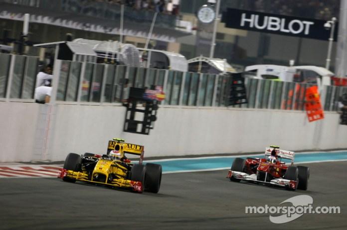 GP Abu Dhabi 2010: el anzuelo y Petrov