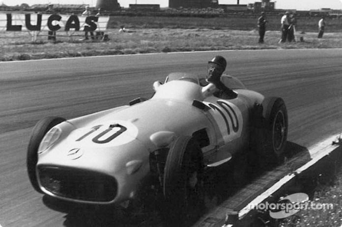 5 GP de Argentina 1955