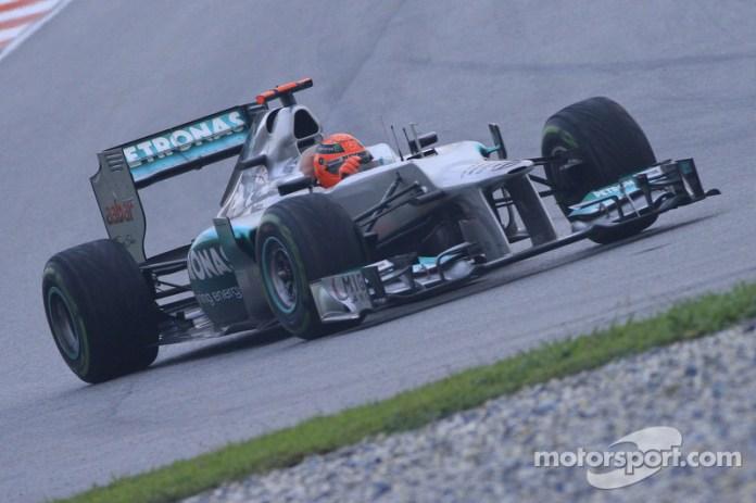 2012: su última temporada en F1