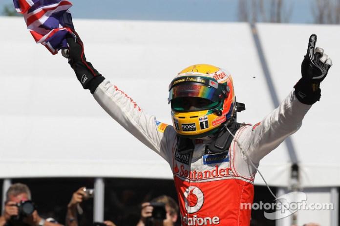 18- Gran Premio de Canadá 2012, McLaren