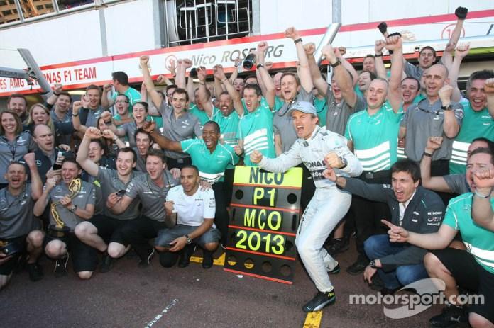 11 GP de Mónaco 2013