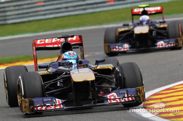 2013: Toro Rosso STR8