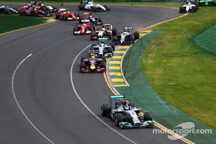 Inicia la era turbo híbrida de la Fórmula 1