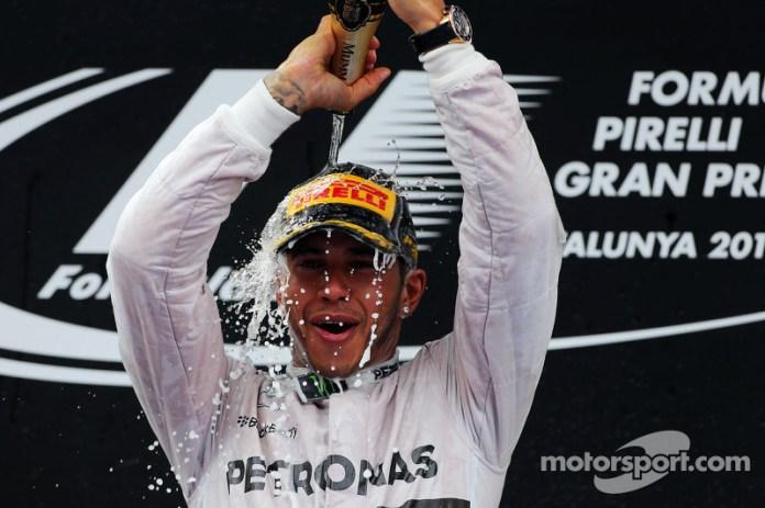 26- Gran Premio de España 2014, Mercedes